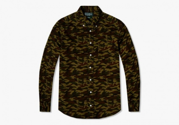 END Gitman Shirt 0 630x441 Gitman Vintage for End Clothing Fall/Winter 2014 Shirting