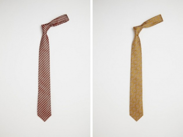 marwood alice made this 2014 03 630x472 Marwood x Alice Made This Jacquard Ties and Pins